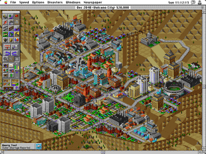 SimCity 2000 for Mac