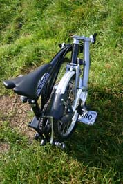 My Brompton 080 on the Grid
